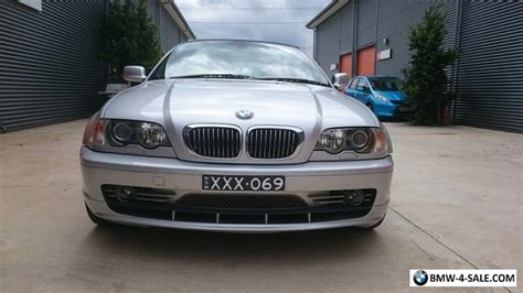 2002 bmw 330ci coupe for sale bmw 3 series for sale in australia