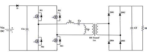 inductor design methodology design methodology of resonant inductor in a zvs inverter 28 images design methodology