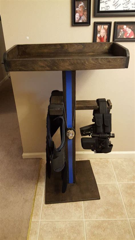 caddy tactical stand  upcycleofconway  etsy home