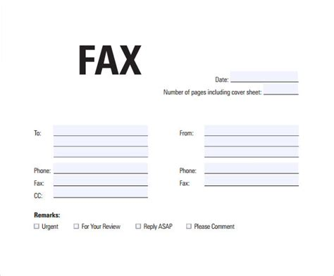 fax template pdf urgent fax cover sheet 16 free sles exles formats