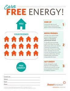 ambit energy business card template ambit energy new free energy flyer