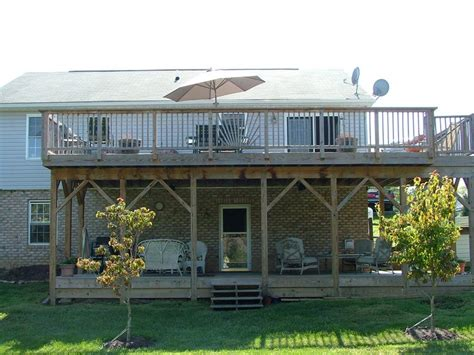 covered patio deck mobile home covered deck plans studio design gallery best design
