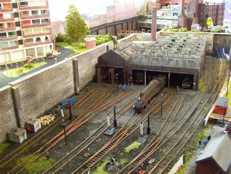 model railway exhibition layout for sale rose hill shed on the amberton model railway amber ton