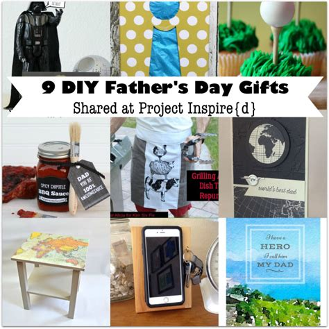 9 diy father s day gift ideas yesterday on tuesday
