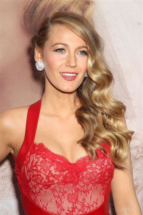 blake lively blake lively at the age of adaline premiere in new york