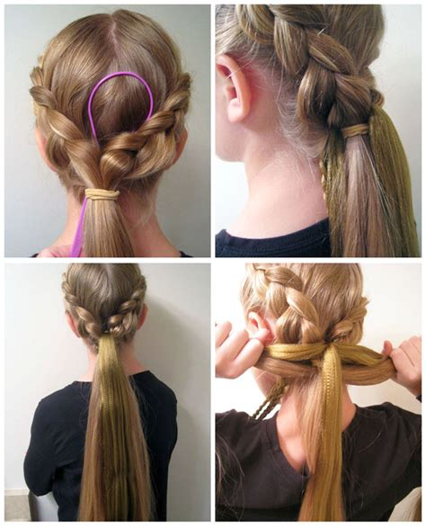 hairstyles step by step trends hairstyles
