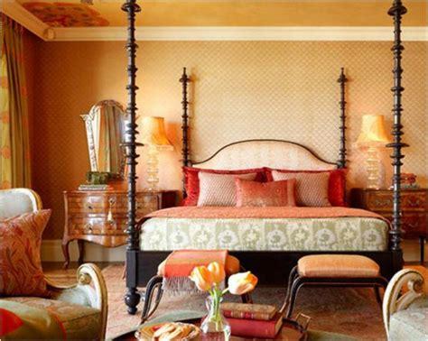 dekoratives bett baldachin orientalisches schlafzimmer gestalten wie im m 228 rchen wohnen