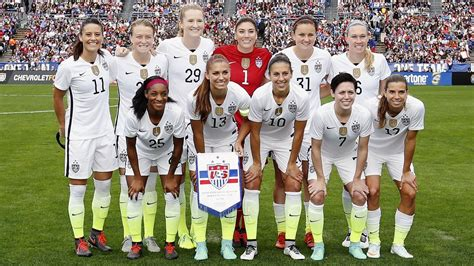 2016 usa olympic womens soccer team u s soccer files lawsuit against united states women s
