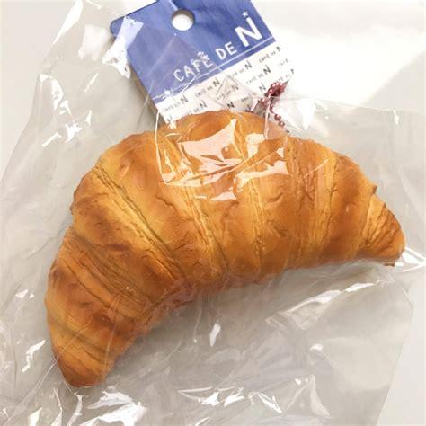 cafe de n squishy new cafe de n regular croissant squishy on storenvy