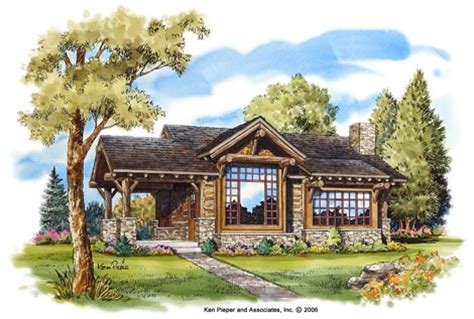 small mountain cabin plans stone mountain cabin plans