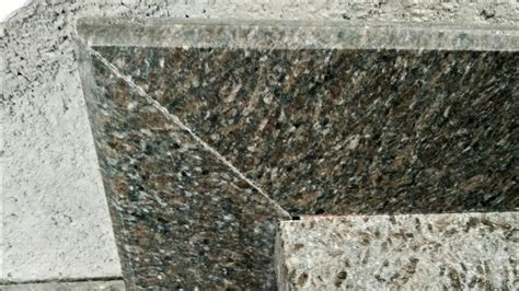 how to cut granite for how to mitre cut granite skirting 45 degree youtube