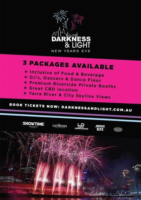 new year events melbourne 2016 new year s melbourne guide to nye events
