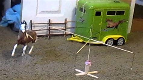 Diy Barns My Homemade Breyer Horse Walker Youtube