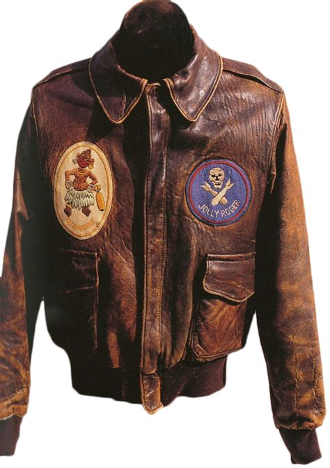 Jaket Bomber Scrimmers Brown Wood wwii war paint how bomber jacket emboldened our boys