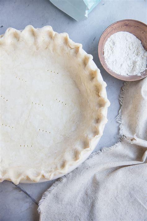 Handmade Pie Crust - best pie crust recipe