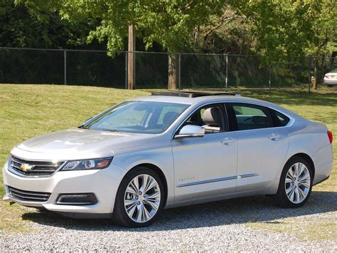 chevi impala consumer reports the reved chevy impala is the best
