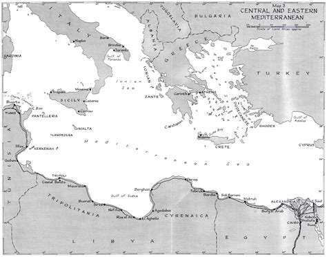 The Mediterranean And Middle East Chapter 3 Outline by Hyperwar The Mediterranean Middle East Vol Ii Chapter 1
