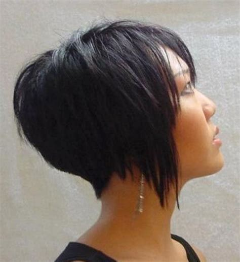 short short stacked bob wedge 20 popular short hairstyles for asian girls pretty designs