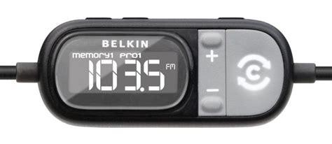Gps Sender Auto Erlaubt by Belkin Tunecast Auto Live Gps F 252 R Optimale