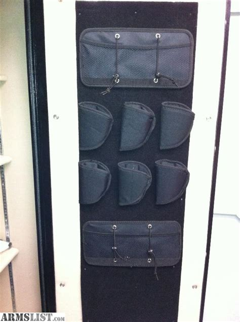 Gun Safe Door Panel Organizer armslist for sale gun safe organizer door panel