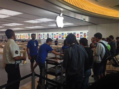 porte di roma apple store l apple store euroma2 di roma apre ufficialmente i battenti