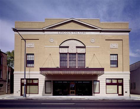 lincoln theater lincoln theatre washington d c