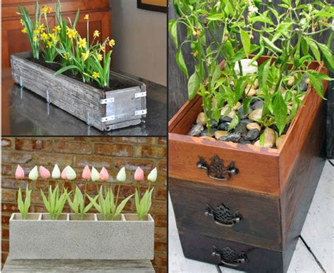 diy planter ideas 10 awesome diy planter box ideas