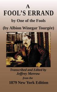 sons of albion book pictures a fool s errand by albion winegar tourgee nook book