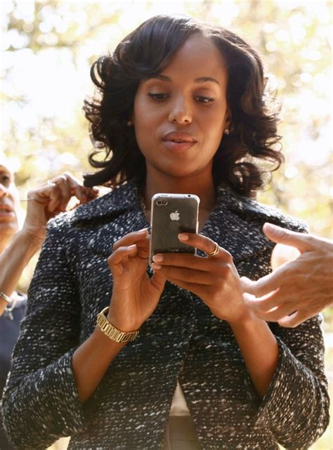 kerry washington hair pin up olivia pope s hair secrets from scandal hairstylist linda