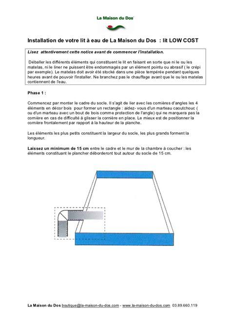 notice montage lit mezzanine conforama reverba