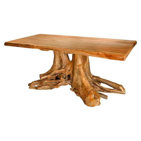 Tree Trunk Dining Table Barkman Furniture O Reilly S Furniture Part 2