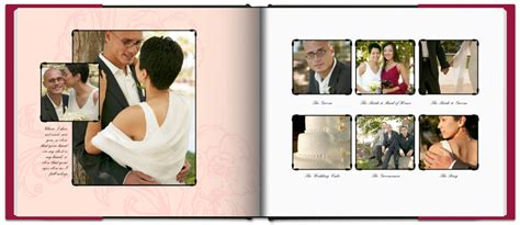 Wedding Book Design Ideas by 7 Creative Wedding Photobook Ideas Make Engaging Wedding
