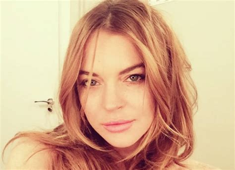 lindsay lohan says she may run for president in 2020