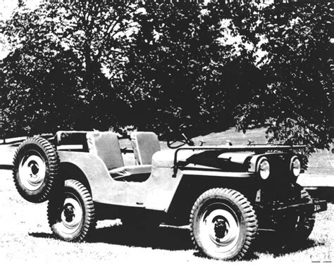 Evolution Of The Jeep Wrangler Winding Road Model Evolution Jeep Wrangler