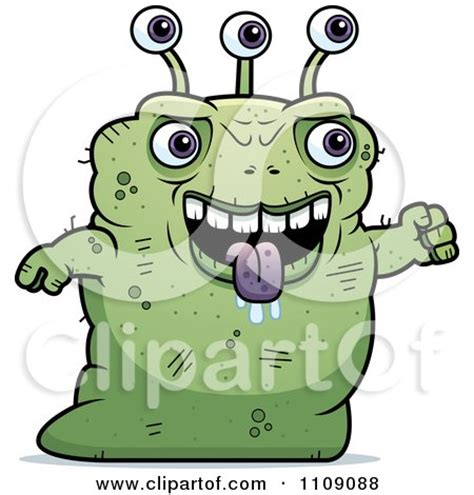 ugly green royalty free stock illustrations of aliens by cory thoman