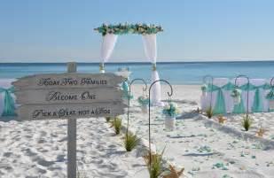 Beach weddings fort walton beach wedding packages sunset beach