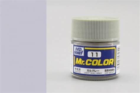 Mr Color C 11 Light Gull Gray Gundam Model Kitt Paint mr color c11 light gull grey