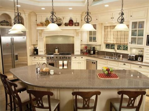 Country Kitchen Islands With Seating | beautiful kitchen designs country kitchen island plans