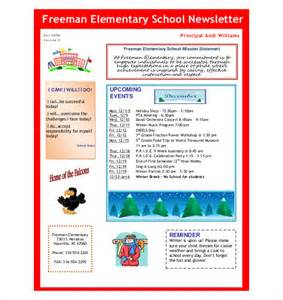 newsletter templates free printable preschool newsletter template 9 psd pdf documents