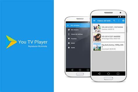 descargar e instalar you tv player 2016 narlink youtube you tv player para android