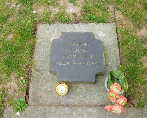 Find A Grave Cpt Michael Wittmann 1914 1944 Find A Grave Photos