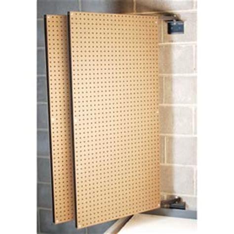 swinging panel display bulk rack display wall storage double sided wall