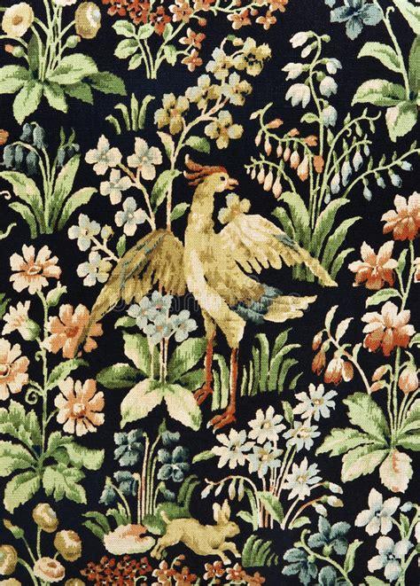 Tapisserie Florale by Configuration D Une Tapisserie Florale Fleurie