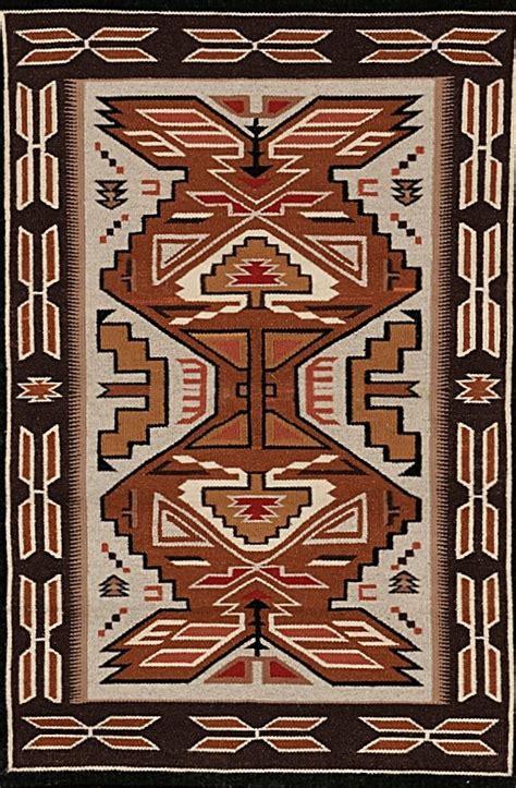 Navajo Rug American by Navajo Rug Teec Nos Pos Weaving Wool Rugs American