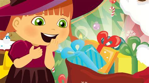 imagenes de navidad animadas para niños la brujita tatty y lilly decoran el 193 rbol de navidad