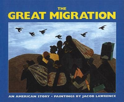 an american story books the great migration by jacob walter dean myers