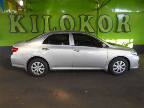 Toyota Motors For Sale 2011 Toyota Corolla R 149 990 For Sale Kilokor Motors
