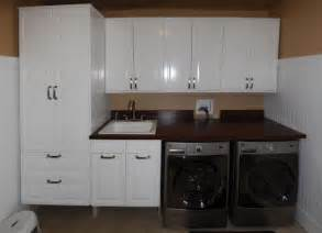 Laundry Room Sinks And Cabinets Ikea Laundry Cabinets Neiltortorella