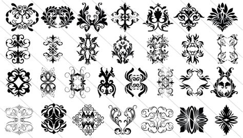 victorian designs 85 keyhole and lock vector silhouette silhouette vector