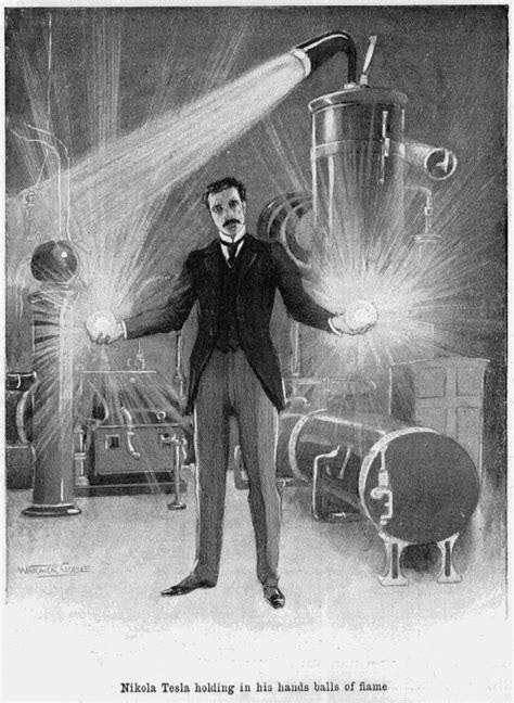 Who Created Tesla 1854 63 Plutonians Hilobrow